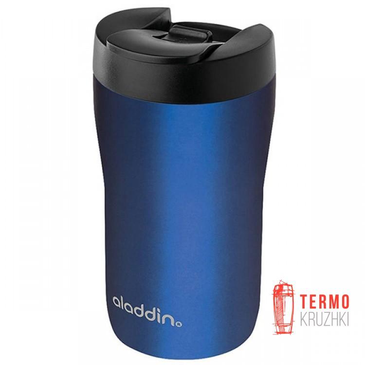 Термокружка Aladdin Latte 0.25 л синяя