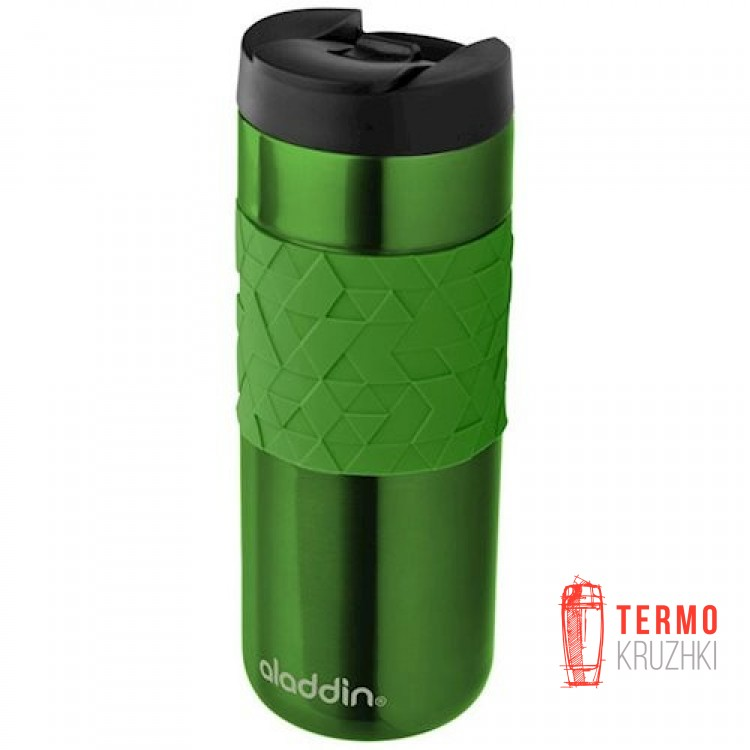 Термокружка Aladdin Easy-Grip 0.47 л зеленая