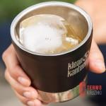 Термостакан-тамблер Klean Kanteen Insulated Tumbler Shale Black (matt) 237 ml