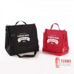 Ланчбег Lunch Bag Pack & Go (L+ увеличенный) черный
