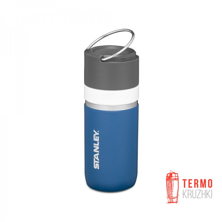 Термобутылка Stanley Go Ceramivac 0,47 л Tungsten