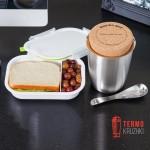 Термо контейнер стальной Thermo Pot Black+Blum