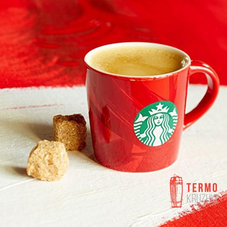 Кофейная чашечка Starbucks