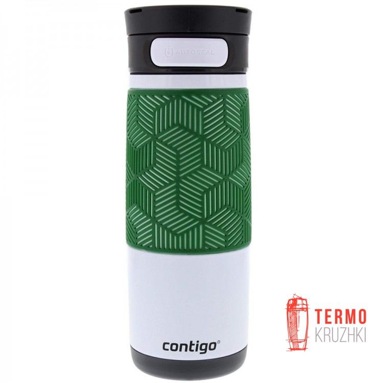 Термокружка Contigo Metra Transit Autoseal Stainless Hunter 470 ml