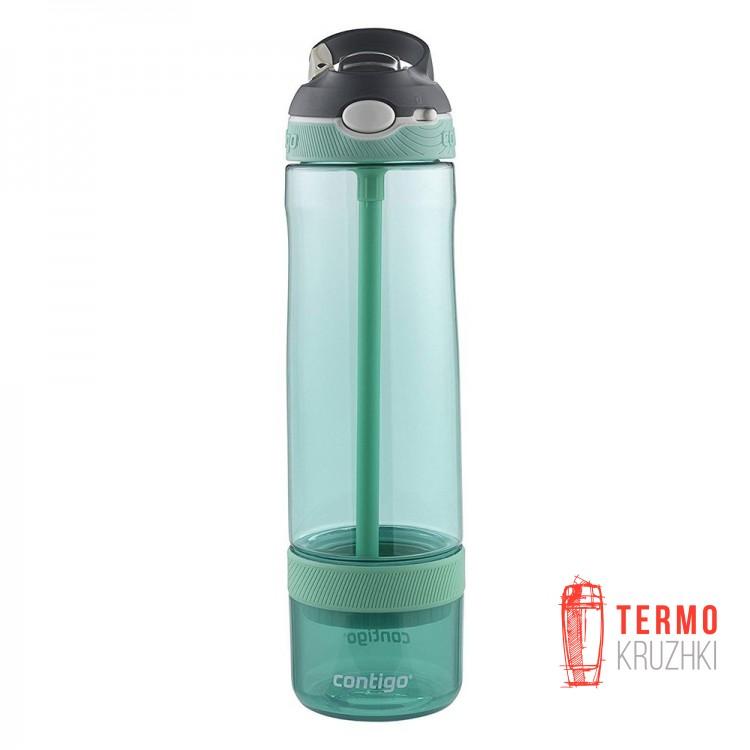 Бутылка для воды Contigo Ashland Infuser 768 мл Jade