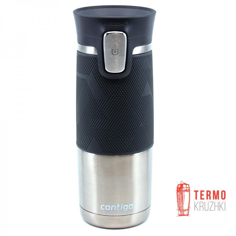 Термокружка Contigo Montana Autoseal Gray 470 ml