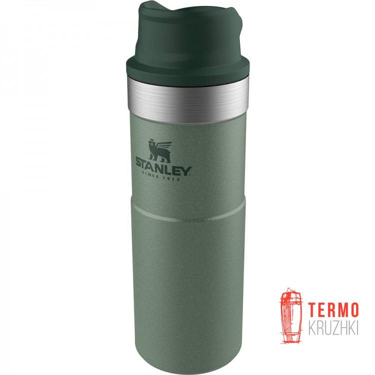 Термокружка Stanley Classic Trigger-action 470 мл green