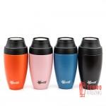 Термостакан Cheeki Coffee Mugs Leak Proof 350 ml Orange