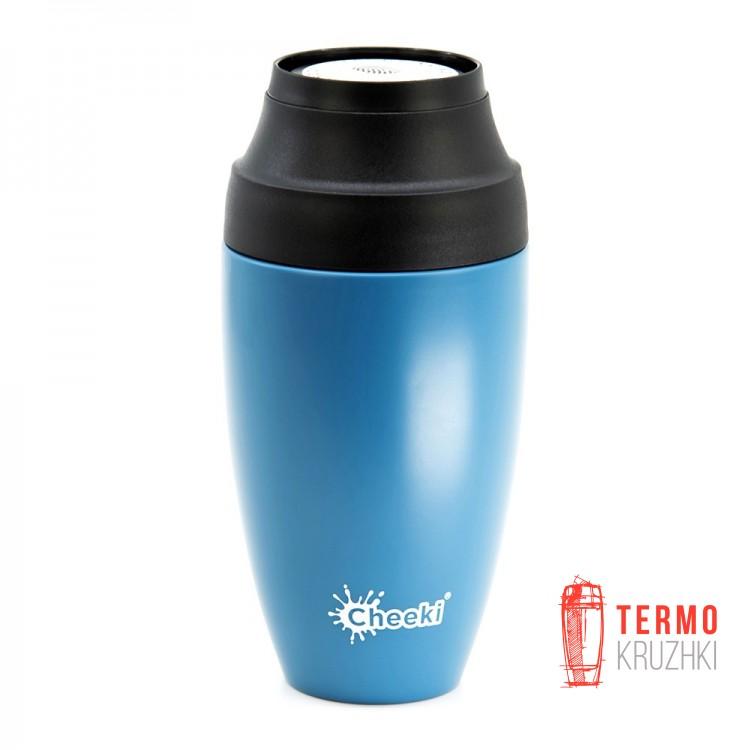 Термостакан Cheeki Coffee Mugs Leak Proof 350 ml Topaz
