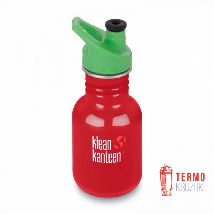 Бутылка для воды Kid Kanteen Classic Sport Cap Mineral Red 355 мл