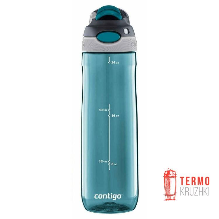 Бутылка для воды Contigo Chug Autospout 709 ml Turquoise