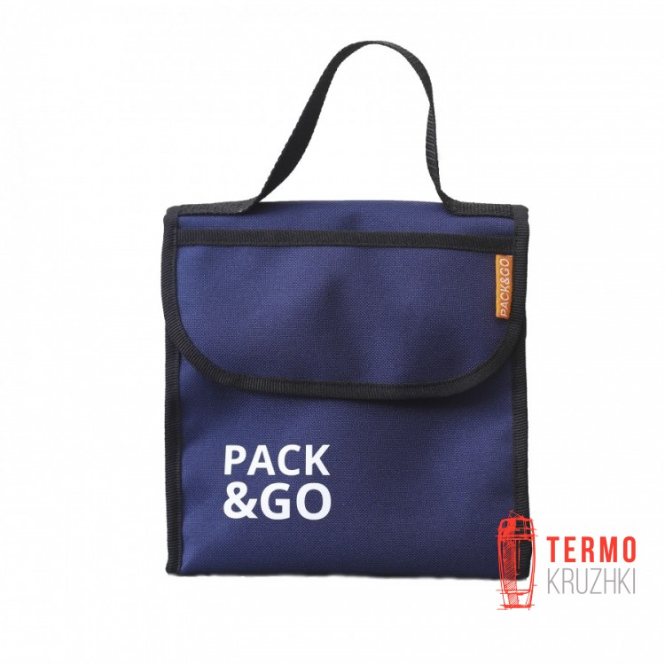 Ланчбег Pack & Go LIGHT BAG, синий
