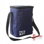 Ланчбег Pack & Go Multi bag, синий