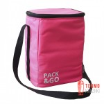 Ланчбег Pack & Go Multi bag, розовый