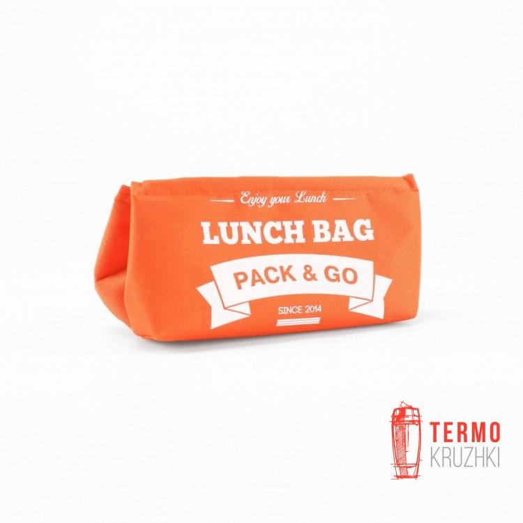 Ланчбег Pack & Go размер S оранжевый