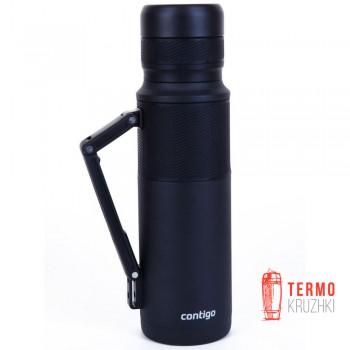 Термос Contigo Thermal Bottle 1200 мл черный