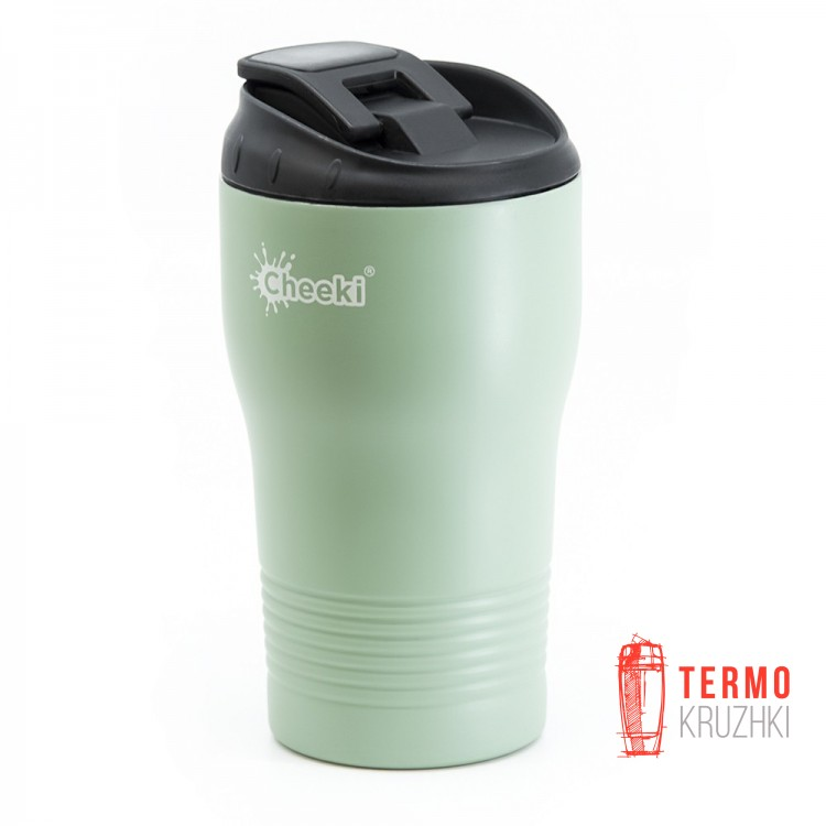 Термокружка Cheeki Coffee Cup 310 ml Pistachio