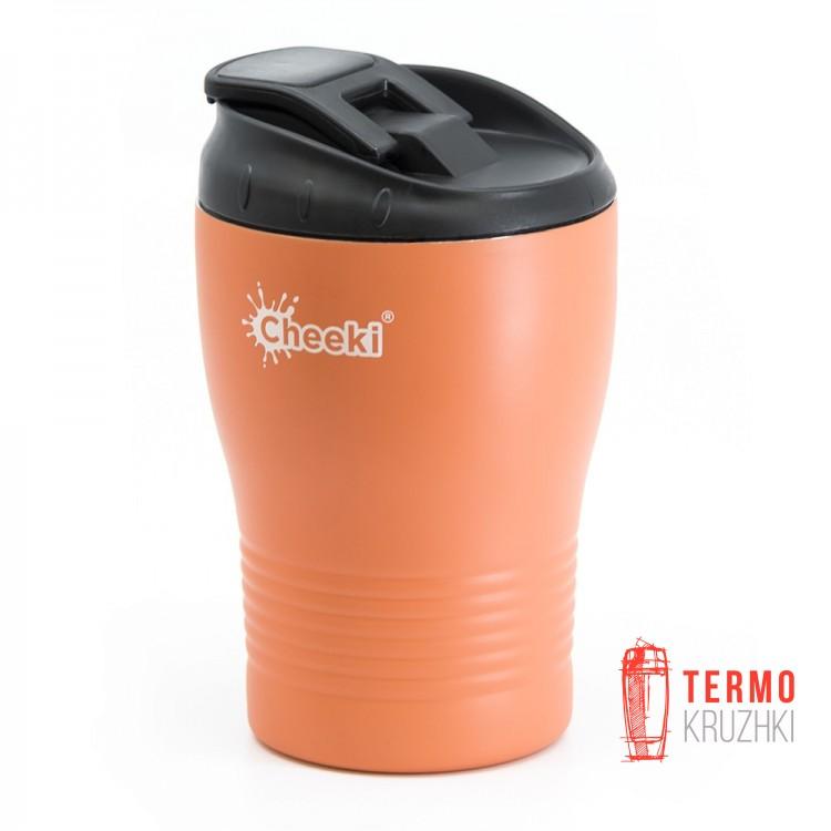 Термокружка Cheeki Coffee Cup 240 ml Coral