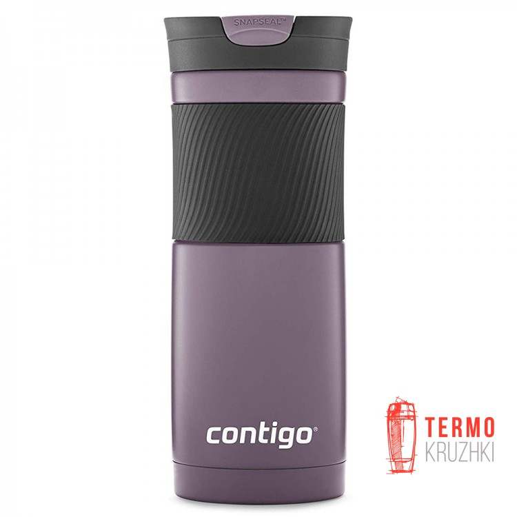Термокружка Contigo Byron 591 ml Dark Plum