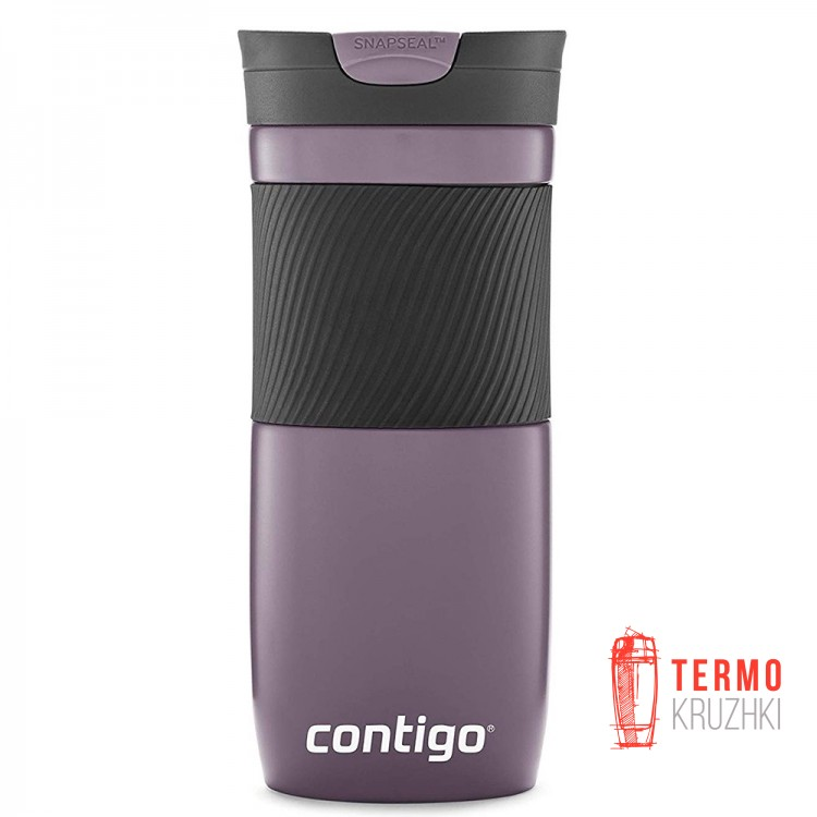 Термокружка Contigo Byron 470 ml Dark Plum