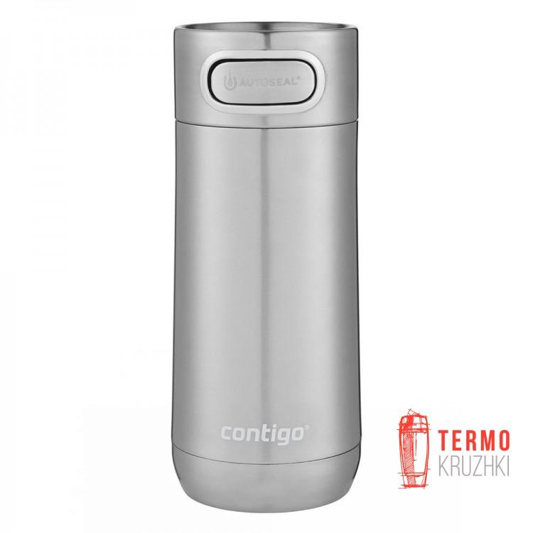 Термокружка Contigo Luxe Autoseal Vacuum-Insulated 360 мл Stainless Steel