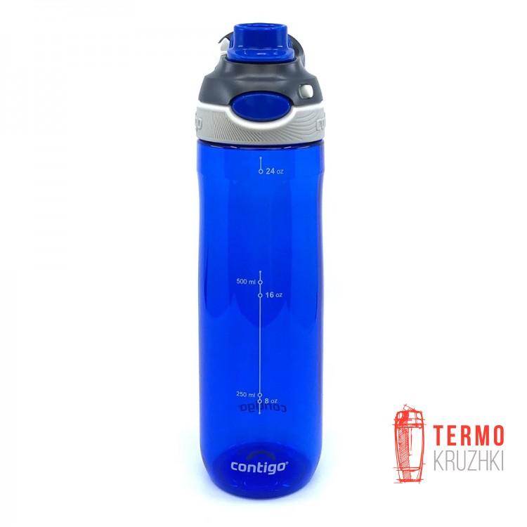 Бутылка для воды Contigo Chug Autospout 709 ml темно-синий