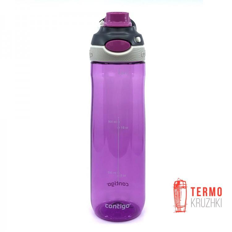 Бутылка для воды Contigo Chug Autospout 709 ml розовый