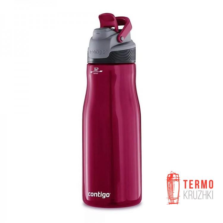 Бутылка для воды Contigo Autospout 946 мл Fit Sangria