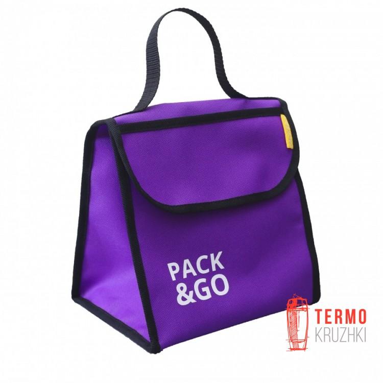Ланчбег Pack & Go LIGHT BAG, фиолетовый