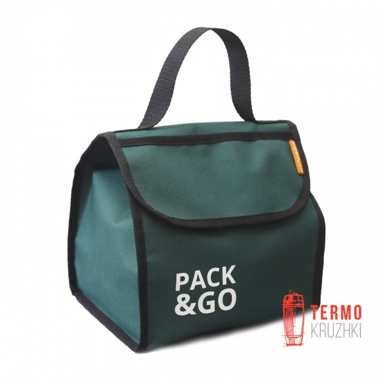 Ланчбег Pack & Go LIGHT BAG, Зеленый