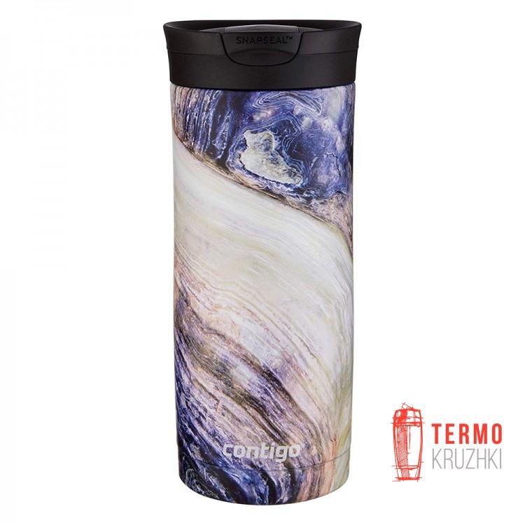 Термокружка Contigo Huron Couture Snapseal 473 мл Twilight Shell