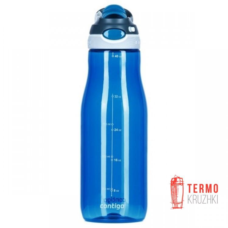 Бутылка для воды Contigo Autospout Chug 1,2 л Monaco