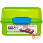 Ланч бокс Sistema Lunch Green 1.4 л