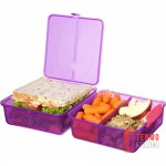 Ланч бокс Sistema Lunch Purple 1.4 л