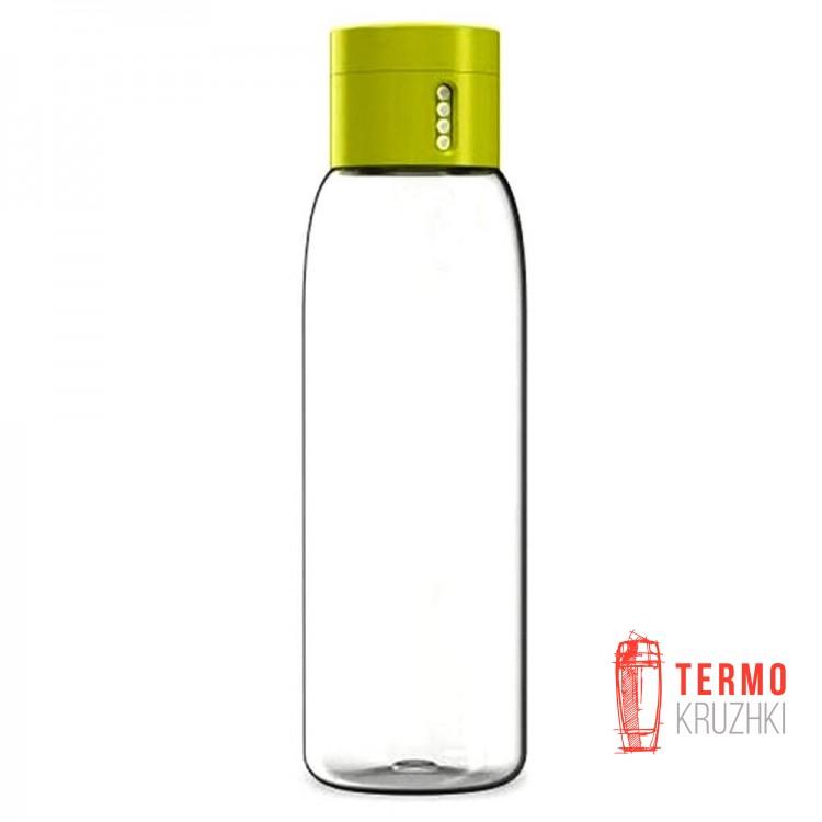 Бутылка для воды с индикатором Joseph Joseph 600 ml зеленая