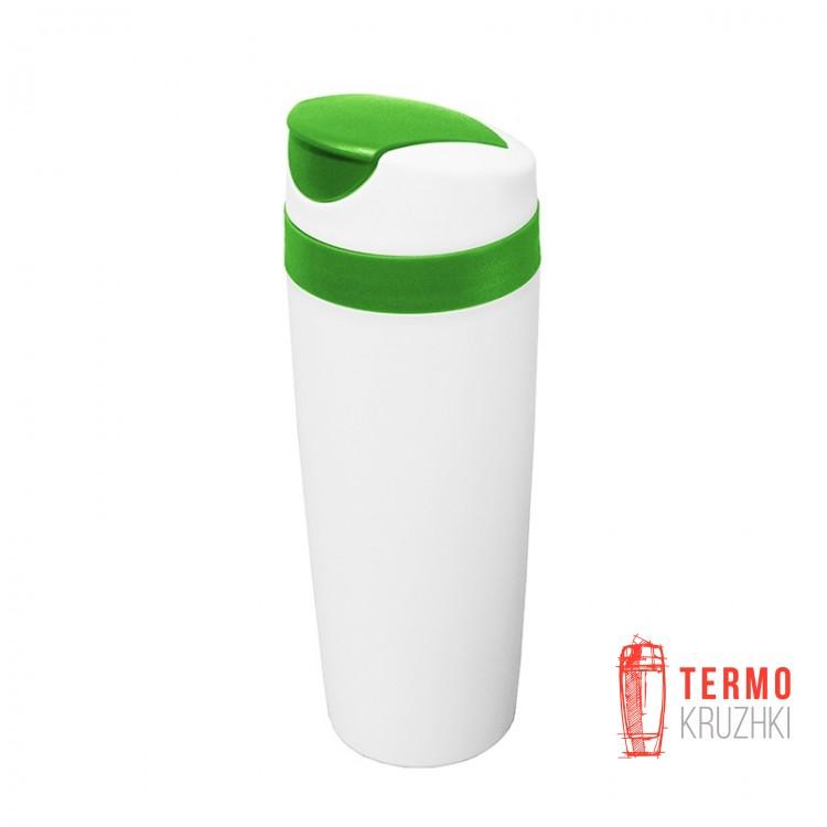 Термокружка Bergamo Alonzo 450 мл Зеленая
