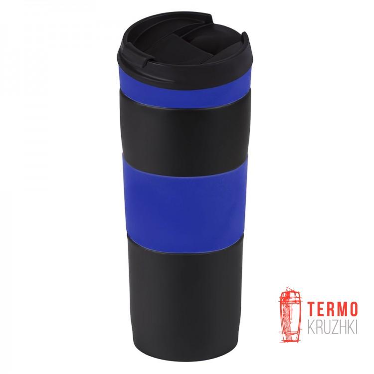 Термокружка Bergamo Verona 400 мл синяя