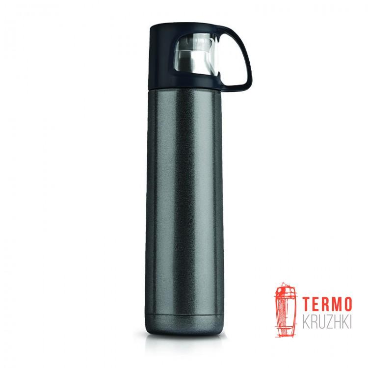 Термос Bergamo Modo вакуумный 700 мл графитовый