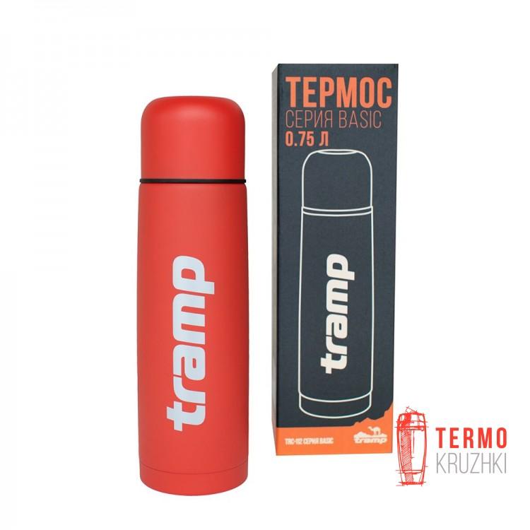 Термос Tramp Basic 0,7л красный