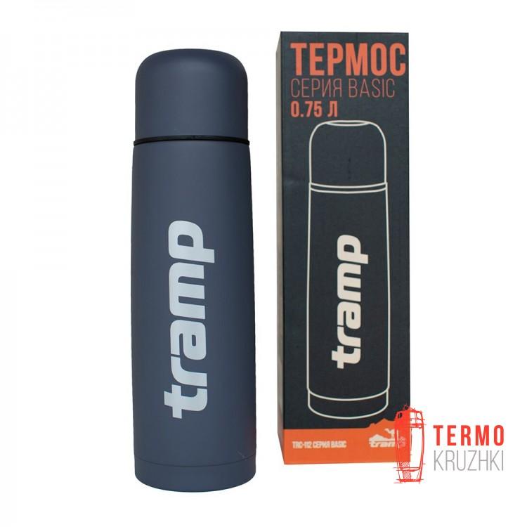 Термос Tramp Basic 0,7л серый