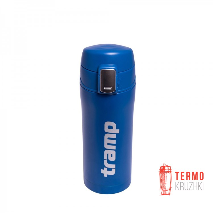 Термос Tramp 0,35 л синий