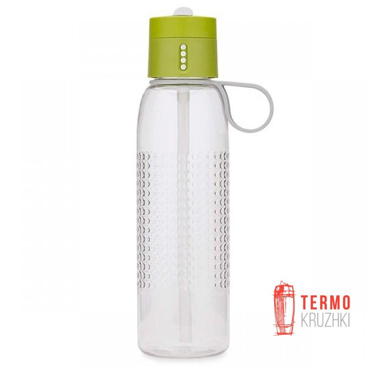 Бутылка для воды Joseph Joseph DOT ACTIVE 0,75 л зеленый