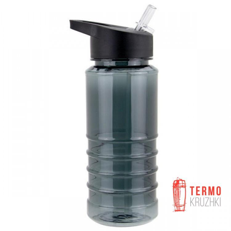 Бутылка Bergamo Bruno 550 мл графитовая (2221-11)