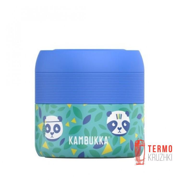 Контейнер для еды Kambukka Bora Chief Panda 400 мл 11-06001