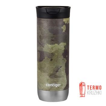 Термокружка Contigo Huron New Couture 591 мл Textured Camo