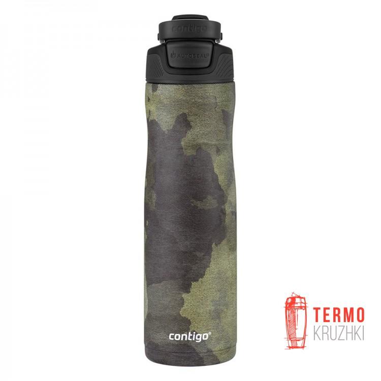 Термобутылка Contigo Autoseal Chill Couture 720 мл Textured Camo