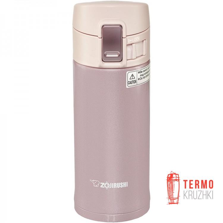 Термокружка ZOJIRUSHI SM-KHF36PT 0.36 л розовый