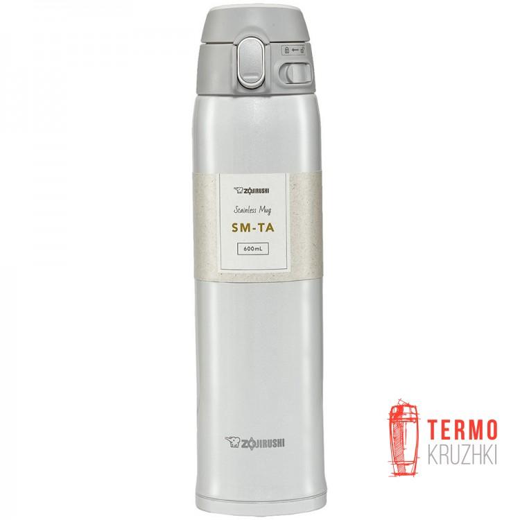 Термокружка ZOJIRUSHI SM-TA60WA 0.6 л белый