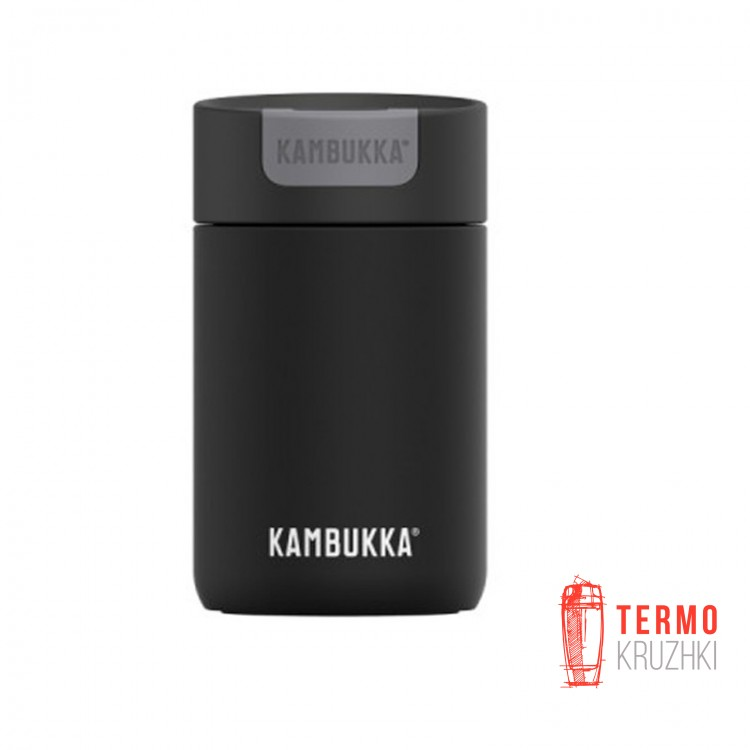 Термокружка Kambukka Olympus 300 мл Black (11-02010)