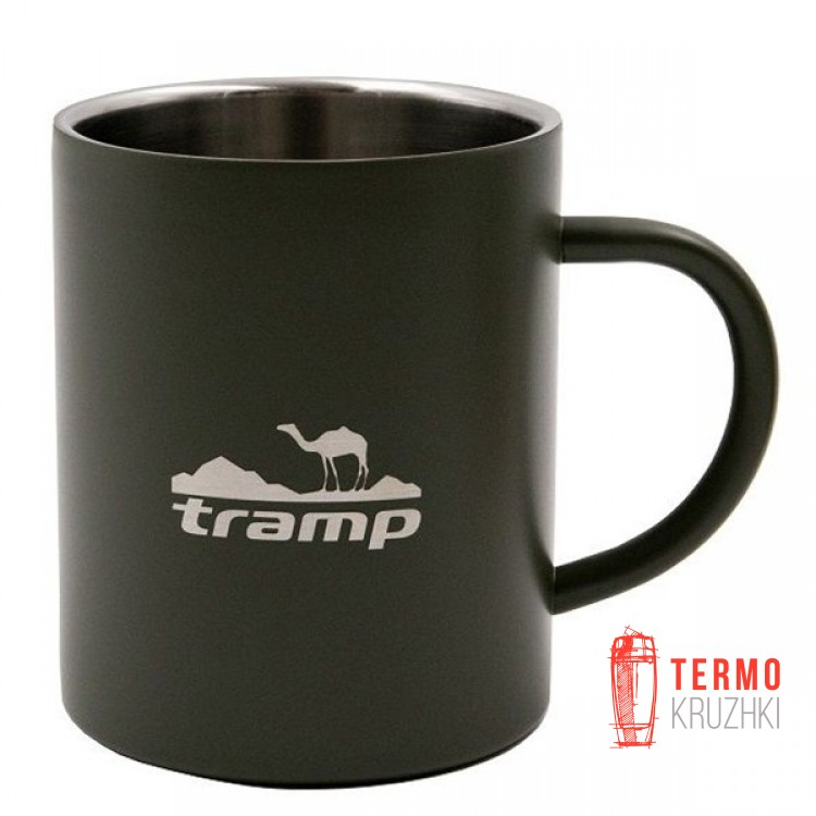 Термокружка Tramp 300 мл олива